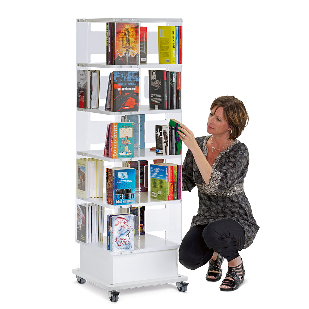 E4407 - Book Tower Medium